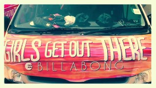 Billabong Girls Get Out There 2012