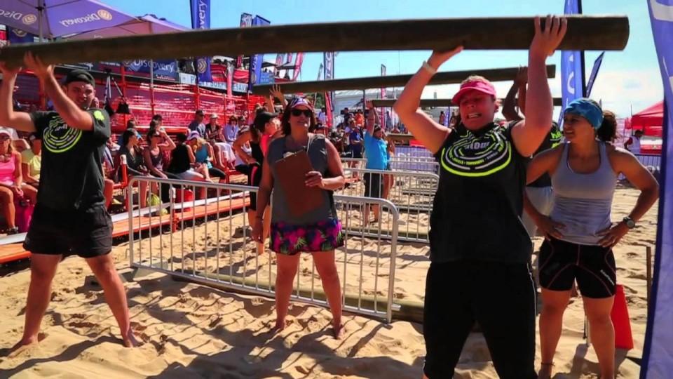 CrossFit Plett Challenge @ Discovery Plett Easter Games
