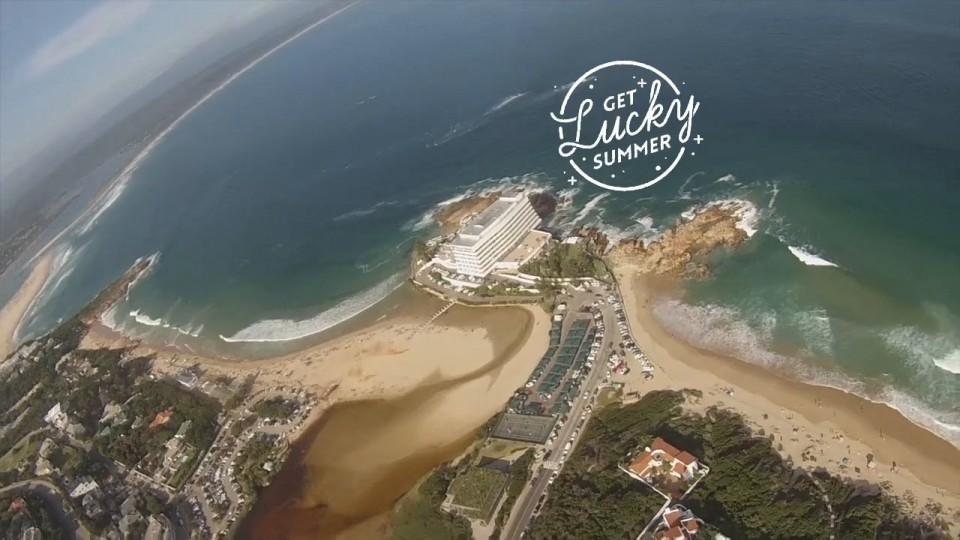Get Lucky Summer