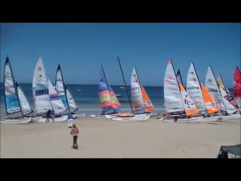 Clemengold Hobie Cat Regatta 2015 in Plett