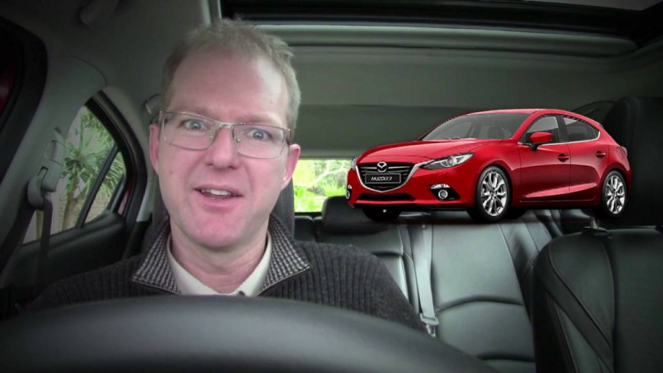 New Mazda Astina reviewed in Plett Winelands