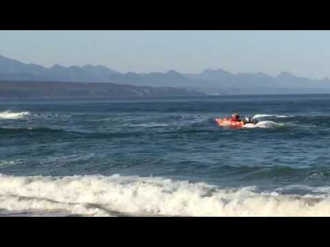 3 holidaymakers rescued in Plett Surf