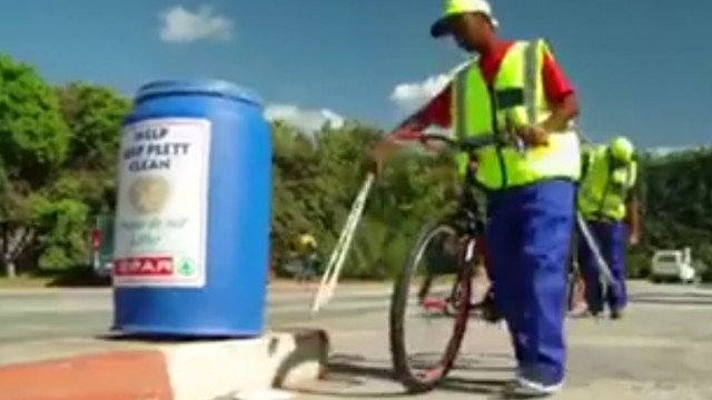 Video: Kwikspar and Keep Plett Clean Campaign