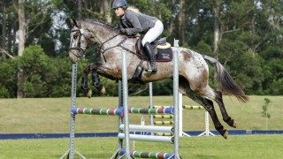 Eventing at Kurland in Plett