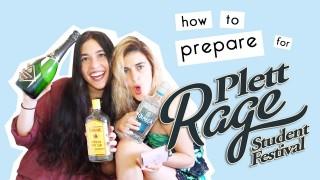 Video: How to Prepare for Plett Rage