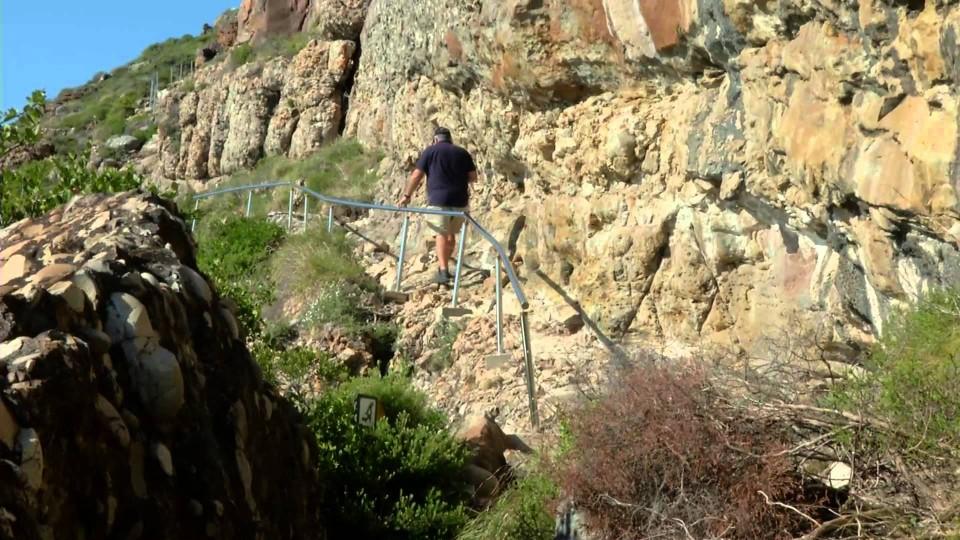 Robberg walk Plettenberg Bay