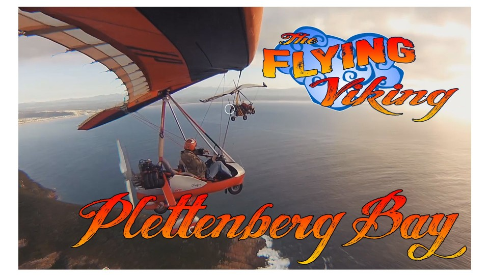The Flying Viking, Plettenberg Bay