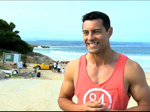 Ewan from Expresso Show goes Kayaking in Plettenberg Bay