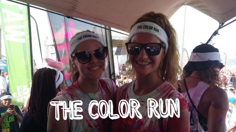 The Color Run Plett 2015