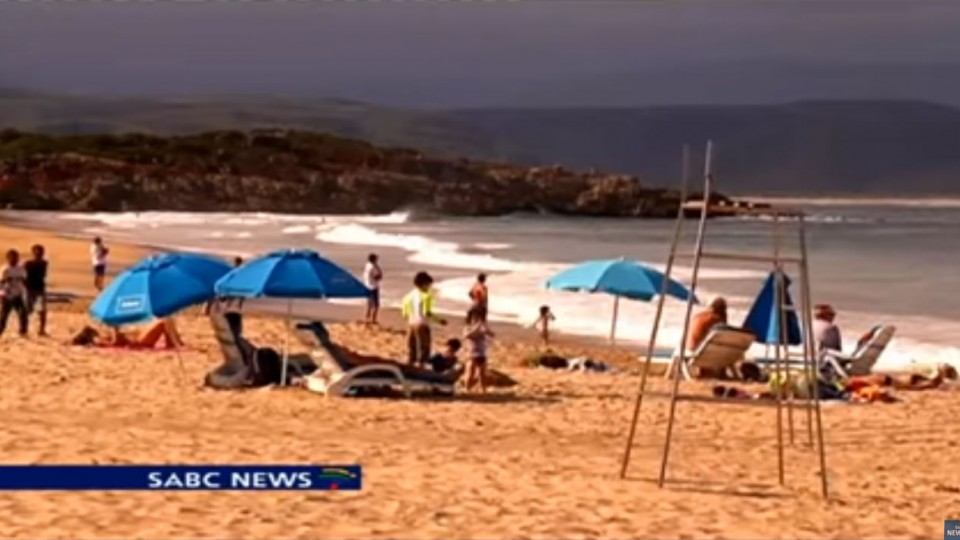 SABC News reports on Plett Jazz Festival