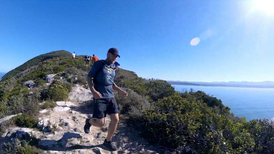 Stuart Palmer's 100th Robberg Trail Run