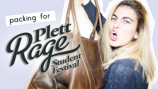 Video: What to pack for Plett Rage