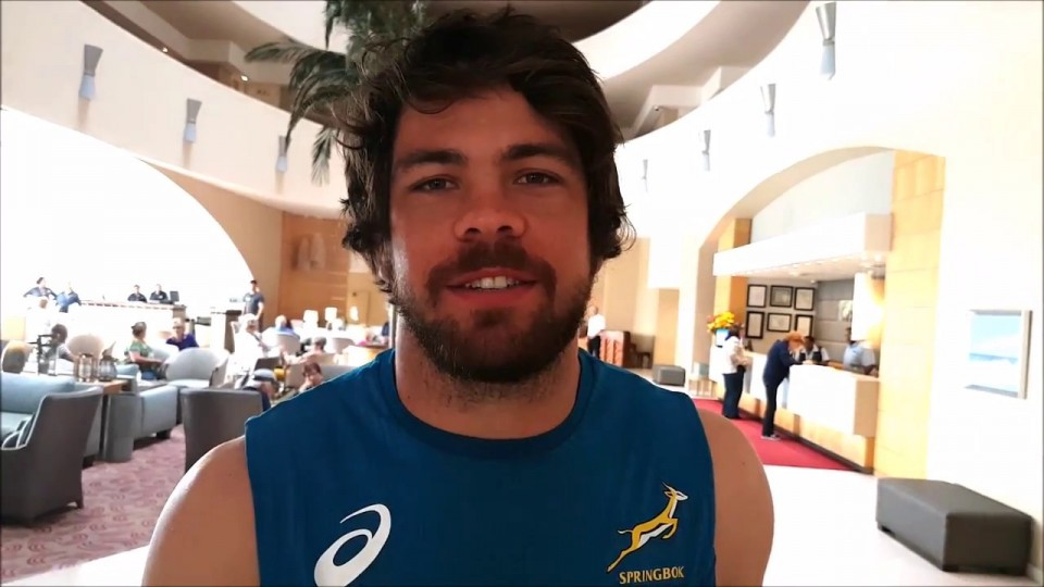 Springbok Captain Warren Whiteley shares his 'Plett feeling'