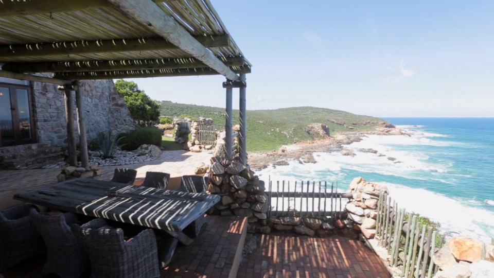 Vygekraal – Castle on a Cliff – Plettenberg Bay